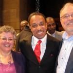 Buffalo Common Councilman and Pastor Darius Pridgen