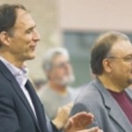 Al Warner with Jim Anthony