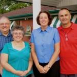 Warners with Ron & Judy Burgio